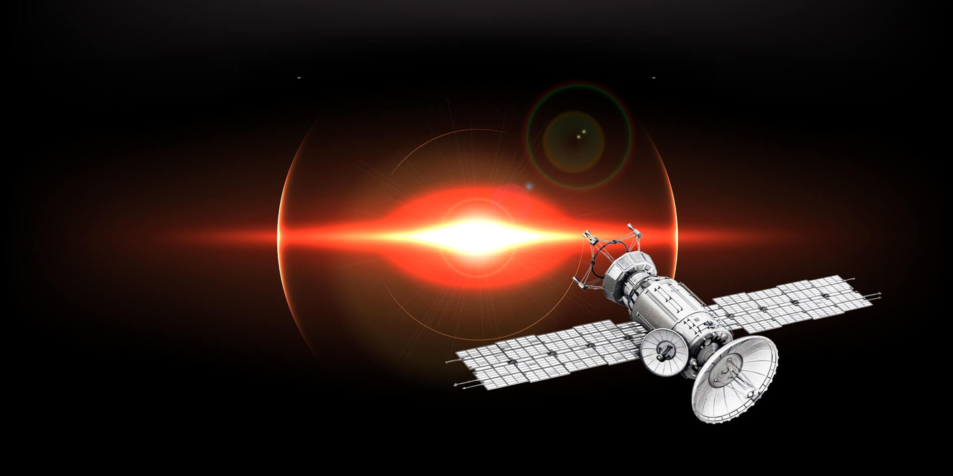 Wojskowa nawigacja satelitarna