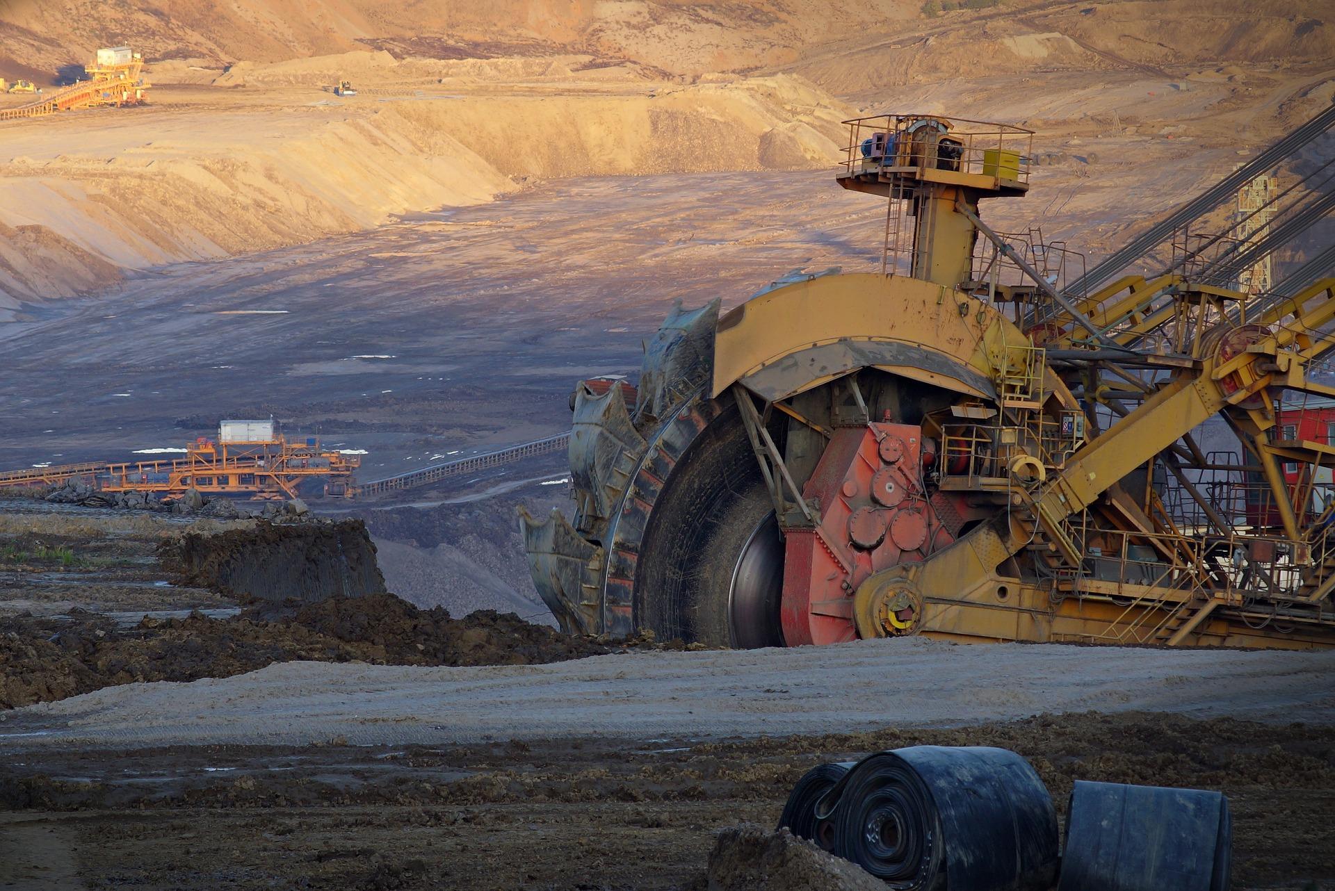 Chcesz współuczestniczyć w przemyśle wydobywczym?