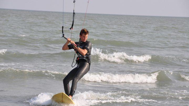 Czy interesuje nas kitesurfing?