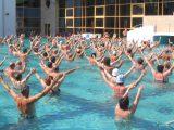 Chlorowana woda a pływanie