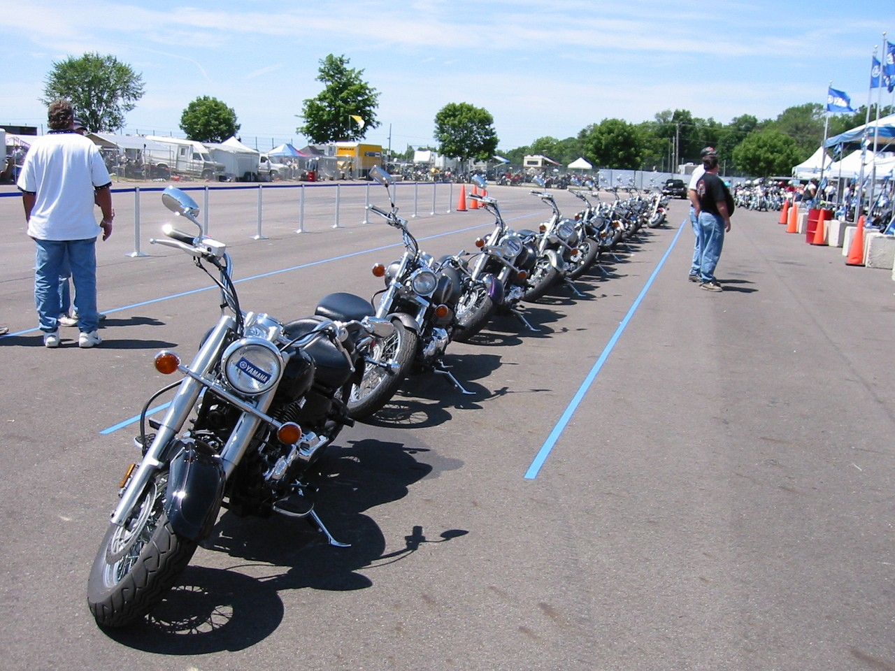 Używany motocykl – na co zwrócić uwagę?